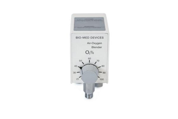 2002 Bio-Med Devices High Flow Oxygen Blender Refurbished