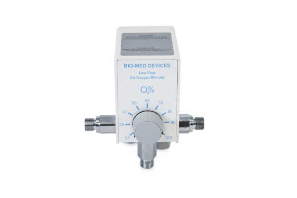 2003 Bio-Med Devices Standard Low Flow Oxygen Blender Refurbished