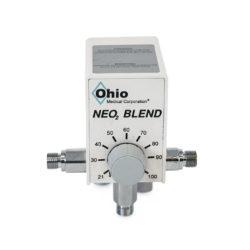 2003FF Bio-Med Devices Neo2Blend Oxygen Blender Refurbished