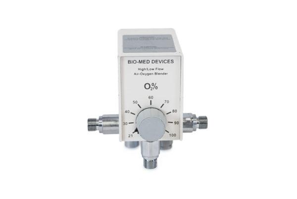 2004 Bio-Med Devices High/Low Oxygen Blender (3 ports) Refurbished