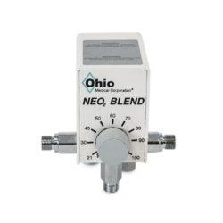 6750-0018-907 Ohio Medical Neo2Blend Oxygen Blender Refurbished