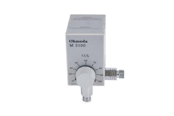 M2100 Ohmeda High Flow Oxygen Blender Refurbished
