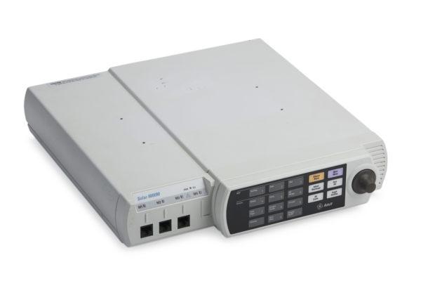 GE Soalr 8000M CPU Monitor
