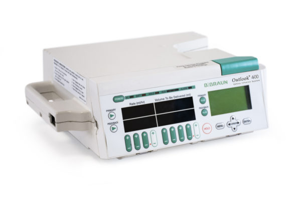 B Braun Outlook 400 Infusion Pump (Refurbished)
