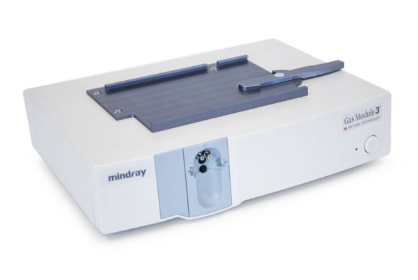 Mindray Datascope 3 Anesthesia Gas Module Refurbished. It connector to Datascope Monitor such as Datascope Spectrum. OEM Part Number: 0998-UC-1900-01