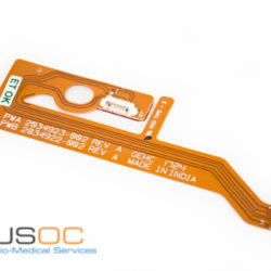 2034923-002 GE MAC 5500 HD Back Light Flex Assembly.
