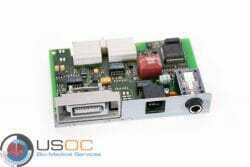 M8080-67571, 453563469581 Philips MP80/90 I/F MSL LAN ECG Out No Wireless Refurbished