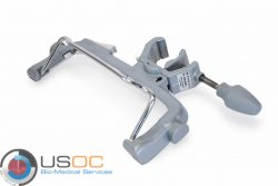 B Braun InfusoMat Space Infusion Pump Pole Clamp SP Refurbished. OEM Part Number: 8713130