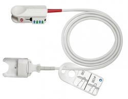 2697 Masimo Rainbow DCIP, PED, SpO2/SpCO/SpMet Sensor, 1/Box.