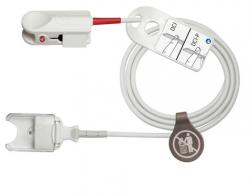 3657 Masimo Rainbow DCI-6, ADT, SpO2/SpCO/SpMet Sensor, 6 ft., 1/Box.