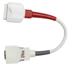 2523 Masimo M-LNC Patient Cable, MLNC-1, 1/Box.
