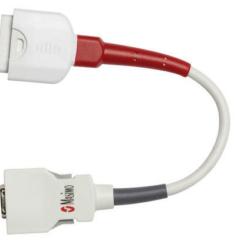 2523 Masimo M-LNC Patient Cable, MLNC-1, 1/Box.