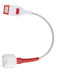 4236 Masimo Rainbow M20-01, Patient Cable, 1 ft., 1/Box