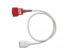 4102 Masimo RD Set MD20-1.5, Patient Cable, 1.5 ft., 1/Box